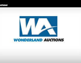 #83 for Design a logo for Wonderland Auctions af Saadyarkhalid