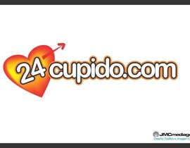 #23 for Logo design for 24CUPIDO.COM - repost by Jhonmcastro