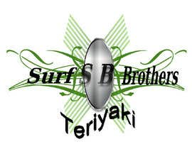 #75 for Design a Logo for  Teriyaki af Johnnylisbo