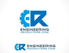 Cbox9 tarafından Design a Logo for EngineeringRecruiters.com için no 183