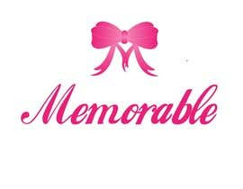 "#16 para Design logo for ""Memorable Wedding.me"" por HAJI5"