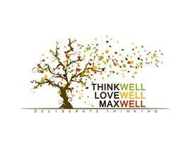 nº 158 pour Logo for ThinkWell LoveWell MaxWell par airbrusheskid