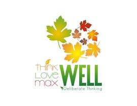 nº 109 pour Logo for ThinkWell LoveWell MaxWell par noelniel99