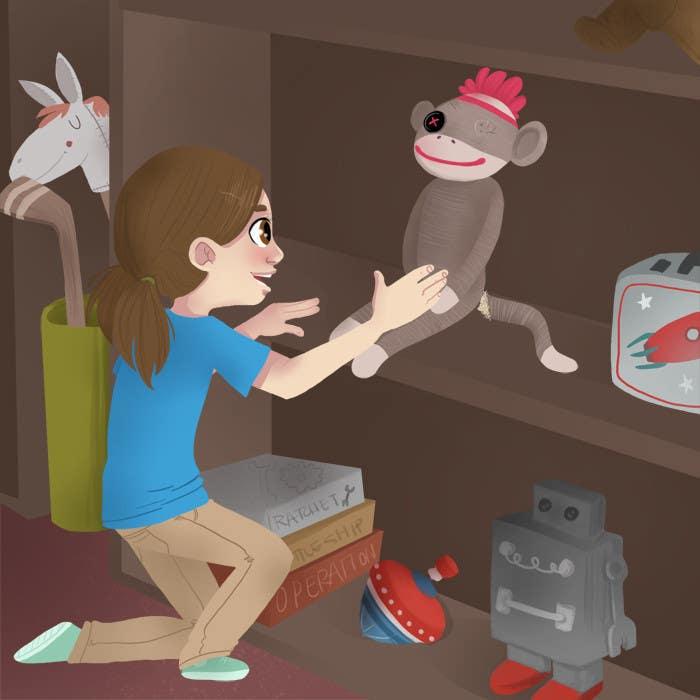 Penyertaan Peraduan #72 untuk Illustrate Characters for a Childrens Book
