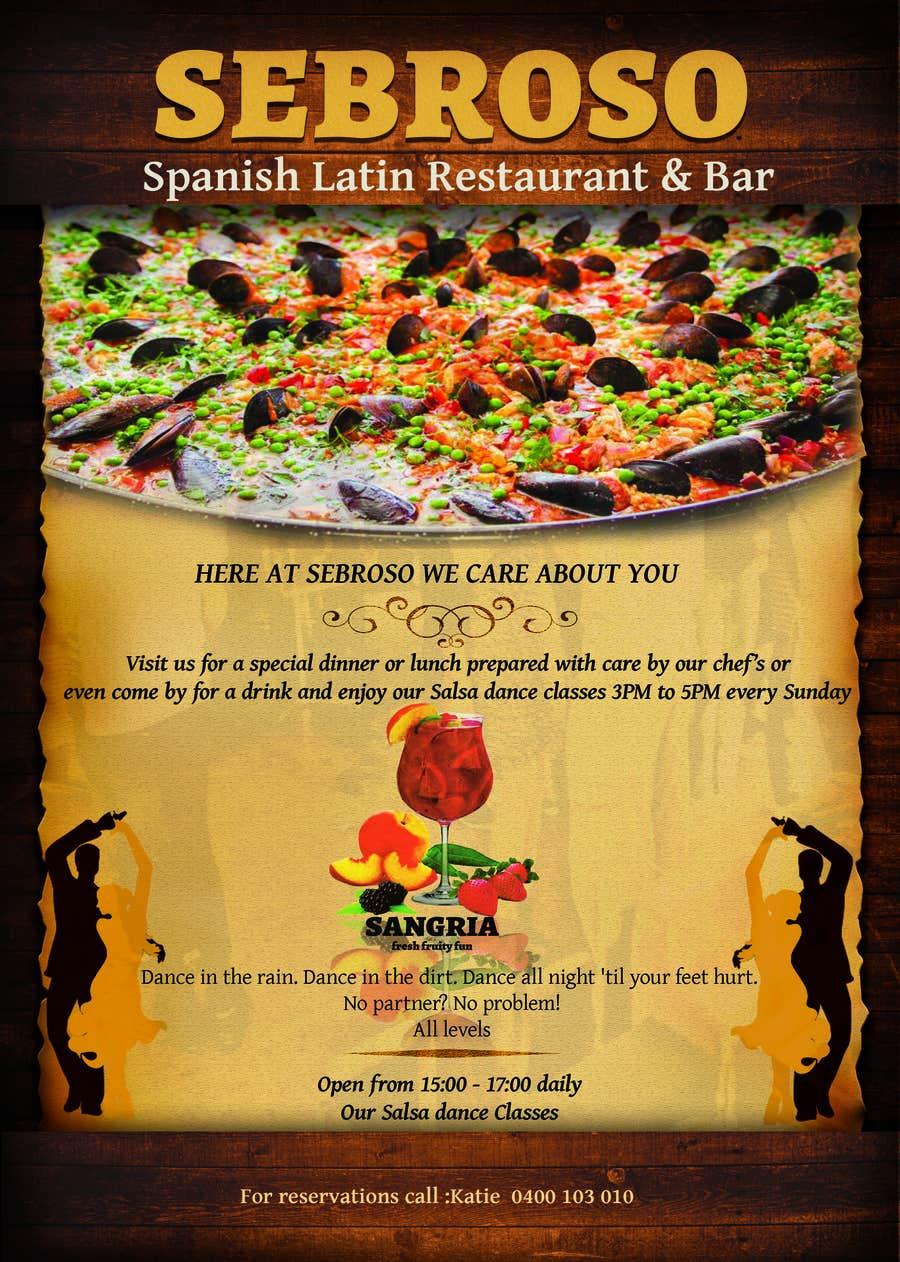 Penyertaan Peraduan #                                        14                                      untuk                                         An event our restaurant holds once a week