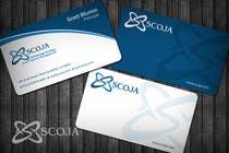 Bài tham dự #354 về Graphic Design cho cuộc thi Business Card Design for SCOJA Technology Partners