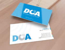 #30 para Design some business cards and letterhead por sashadesigns