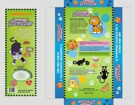 #36 para Create Print and Packaging Design-cat  scratcher box por ChathuSL