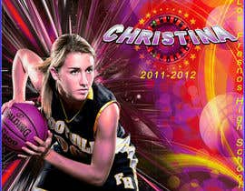 nº 53 pour Digital background designer for sports posters. par honesty100