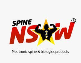 #269 para Logo Design for NSW Spine por praxlab