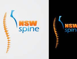 #266 para Logo Design for NSW Spine por danumdata