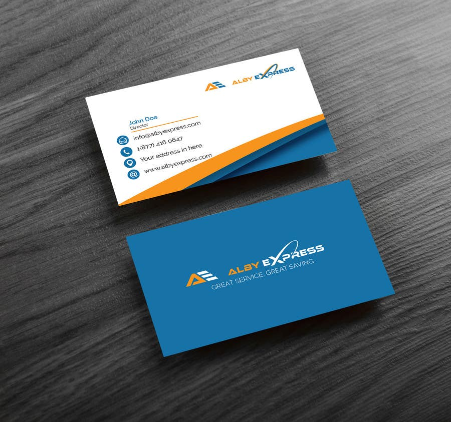 Entry #16 by louisellul for (EXCLUSIVE) Business card layout - MUST ...