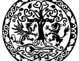 #23 untuk Design a personal seal (logo) oleh Stevieyuki