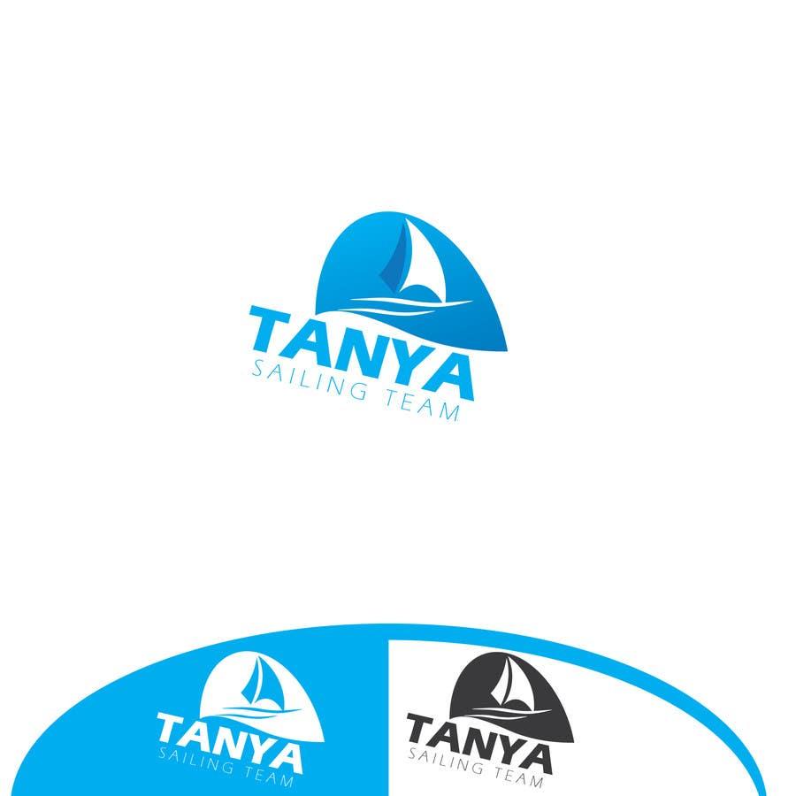 Proposition n°426 du concours Logo for sailing team