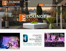nº 32 pour Design a Logo for Lounge Site par saidesigns