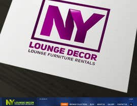 #34 para Design a Logo for Lounge Site por sbelogd