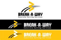 Graphic Design Contest Entry #27 for Logo Design for Break-a-way concrete cutting services pty ltd.