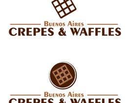 nº 38 pour Diseñar un logotipo para Buenos Aires Crepes Y Waffles par tatuscois