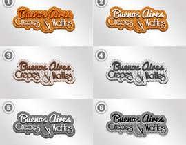 #19 for Diseñar un logotipo para Buenos Aires Crepes Y Waffles by josegranja