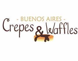 nº 30 pour Diseñar un logotipo para Buenos Aires Crepes Y Waffles par LuciaSosa