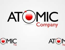 #186 para Design a Logo for The Atomic Series of Sites por trying2w