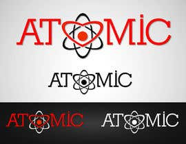 #178 for Design a Logo for The Atomic Series of Sites af SeelaHareesh