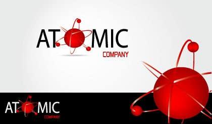 Inscrição nº 147 do Concurso para Design a Logo for The Atomic Series of Sites