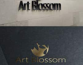 nº 358 pour Logo for Russian graphic design company Art-blossom. par hkudnsdesign