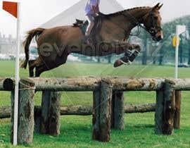 Nro 17 kilpailuun Horse jump photoshop käyttäjältä SevenPixelz