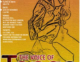 #25 para The Voice of Tango por sanpatel