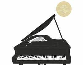 #16 for Cover for Piano Music Book by STUDIO510