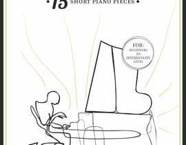 #22 for Cover for Piano Music Book af STUDIO510