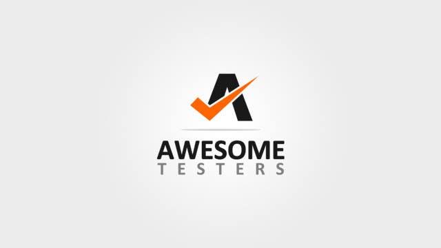 Design a Logo for Awesome Testers için 82 numaralı Yarışma Girdisi