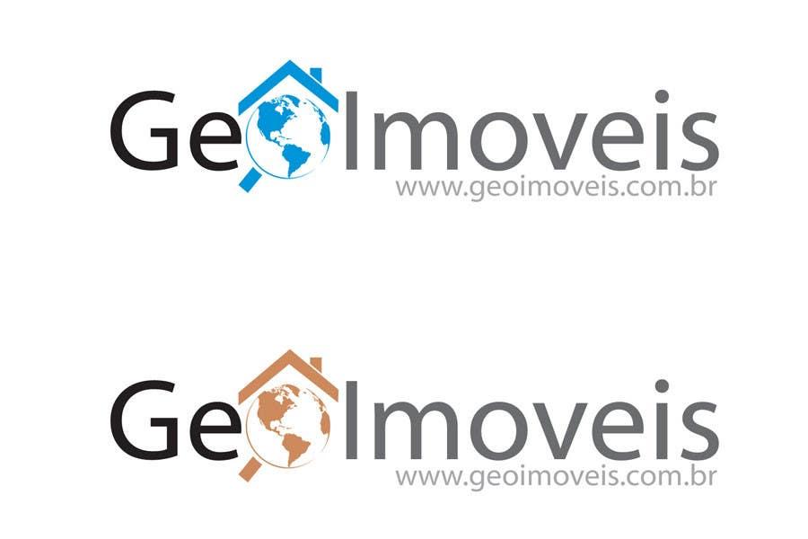 Bài tham dự cuộc thi #416 cho Logo Design for GeoImoveis