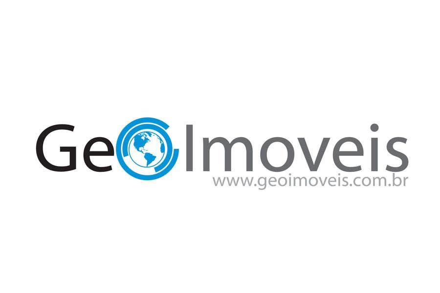 Bài tham dự cuộc thi #380 cho Logo Design for GeoImoveis