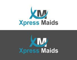 #54 para Design a Logo for a maid cleaning company por texture605