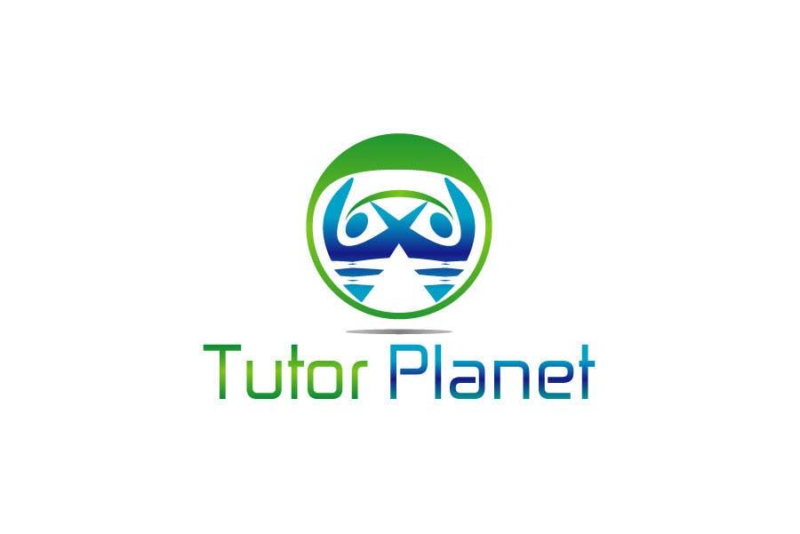 """Inscrição nº 96 do Concurso para Design a Logo for a business for the word """"Tutor Planet"""""""