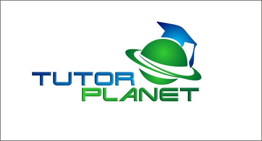 """Inscrição nº 95 do Concurso para Design a Logo for a business for the word """"Tutor Planet"""""""