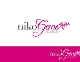#108 for A beautiful impressive logo needed for natural untreated gemstones websites www.nikogems.com and www.nikojewelry.com by Designer0713