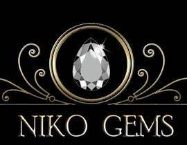 nº 109 pour A beautiful impressive logo needed for natural untreated gemstones websites www.nikogems.com and www.nikojewelry.com par snowvolcano2012