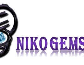 #8 for A beautiful impressive logo needed for natural untreated gemstones websites www.nikogems.com and www.nikojewelry.com af jambuchatv