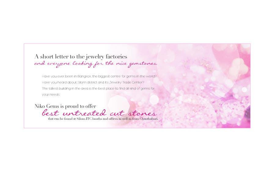 Bài tham dự cuộc thi #                                        25                                      cho                                         Design a Banner for Jewelry website