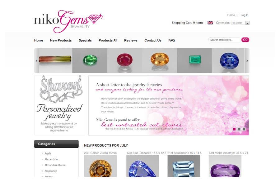 Bài tham dự cuộc thi #                                        28                                      cho                                         Design a Banner for Jewelry website