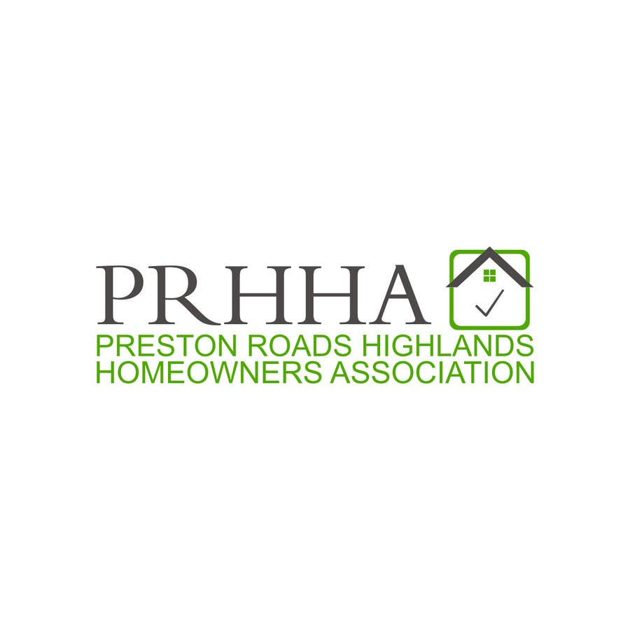 #38 for Logo Design - Homeowners Association by ibed05
