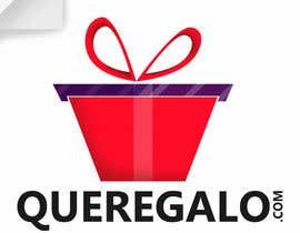 #14 para Diseñar un logotipo tienda en linea de experiencias / logo design for eshop name queregalo (whatagift) de Nichmol