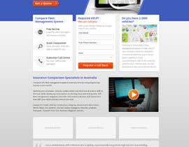 #3 for Home page design plus logo - GPS site af rainbowfeats