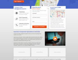 #4 cho Home page design plus logo - GPS site bởi rainbowfeats