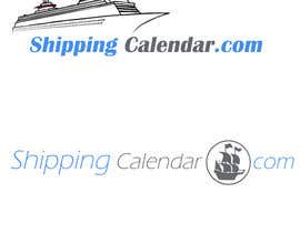 #6 for Shipping News Calendar site af crtvedesign