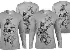 #4 dla Design a T-Shirt przez gajdorendre