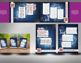 nº 21 pour Design a Table Tent + Card for my restaurant par mamem